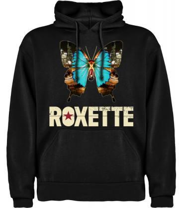 Roxette Butterfly Sudadera con capucha y bolsillo