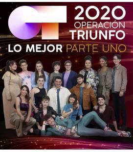 Operación Triunfo 2020 Lo Mejor - Parte I (1 CD)