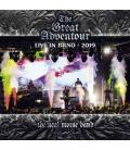 The Great Adventour - Live In Brno 2019 (2 CD+2 BLU RAY)