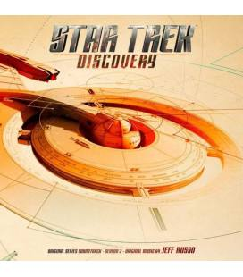 Star Trek Discovery Season 2 (2 LP)