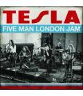 Five Man London Jam - Live At Abbey Road Studios, 6/12/19 (1 CD)