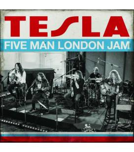 Five Man London Jam - Live At Abbey Road Studios, 6/12/19 (1 Blu-Ray)