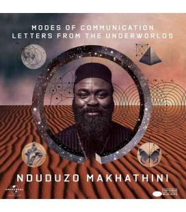 Modes of Communication: Letters from the Underworlds (1 CD)