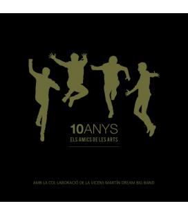10 Anys (1 CD+1 DVD)