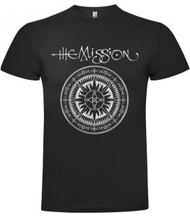 The Mission Logo Camiseta Manga Corta Bandas