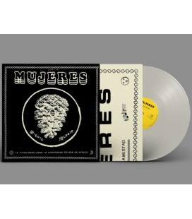 Siento Muerte (1 LP Transparente Ed. Limitada) PREVENTA