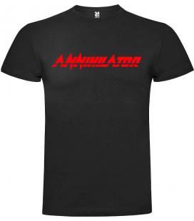 Annihilator Logo Camiseta Manga Corta Bandas
