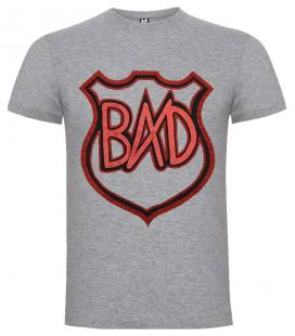 Big Audio Dynamite Bad Camiseta Manga Corta Bandas