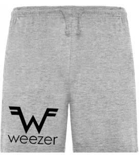 Weezer Logo Bermudas