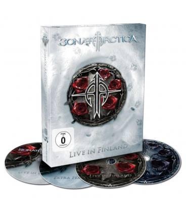 Live in Finland (2 CD+2 DVD)