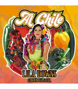 Al Chile (Edición Especial España y Colombia) (1 CD+1 DVD)