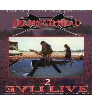 Evil Live (2 CD)