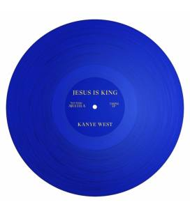 Jesus Is King (1 LP Limitado)