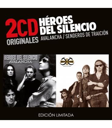Avalancha / Senderos de Traición (2 CD Ed.Limitada)