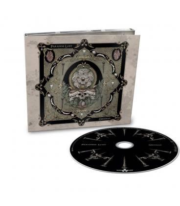 Obsidian (1 CD Digipack Ed.Limitada)