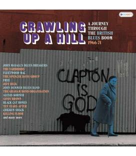 Crawling Up A Hill - A Journey Through The British Blues Boom 1966-71 (3 CD)