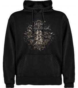 Nightwish Endless Forms Most Sudadera con capucha y bolsillo