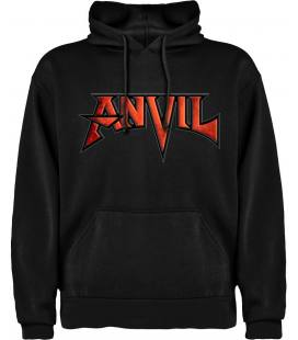 Anvil logo Sudadera con capucha y bolsillo