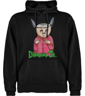 Dinosaur Jr. Sudadera con capucha y bolsillo