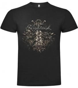 Nightwish Endless Forms Most Camiseta Manga Corta Bandas