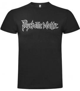 Psychotic Waltz Logo Camiseta Manga Corta Bandas