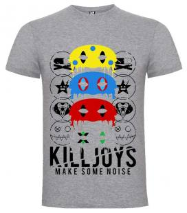 My Chemical Romance Killjoys Camiseta Manga Corta Bandas