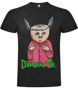 Dinosaur Jr. Camiseta Manga Corta Bandas
