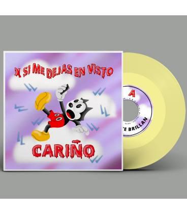 X Si Me Dejas En Visto (1 LP Maxi) - PREVENTA