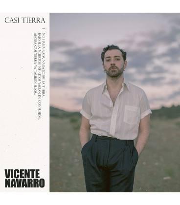 Casi Tierra (1 LP)