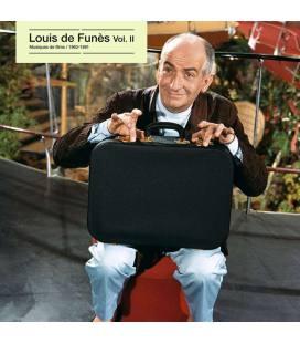 Louis De Funès Vol. 2: Musiques De Films 1963-1981 (1 LP)
