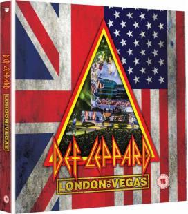 London to Vegas (2 BLU-RAY+4 CD)