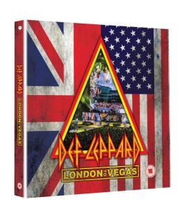 London to Vegas (2 DVD+4 CD)