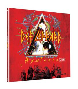 Hysteria Live (2 LP)