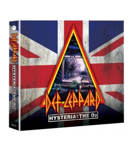 Hysteria At The O2 (1 DVD)