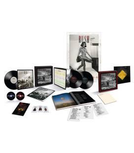 Permanent Waves 40º Anniversary (Box Set 3 LP+2 CD Super Deluxe)