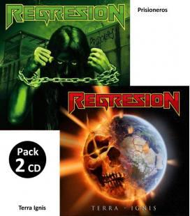 Prisioneros / Terra Ignis (Pack 2 CD)