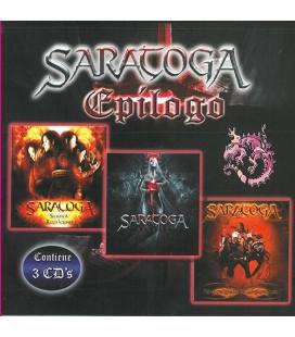 Epilogo-BOX 3 CD+DVD
