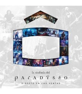 La Sinfonía Del Paradÿsso. Directo En Las Ventas (1 CD+1 BLU RAY)