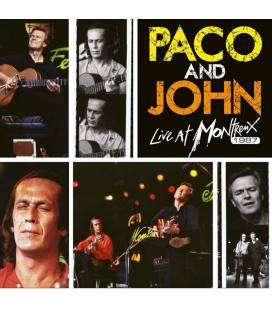 Paco And John Live At Montreux 1987 (2 LP YELLOW)