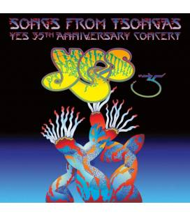 Songs From Tsongas - 35Th Anniversary Concert (4 LP BLACK)