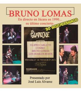 En Directo en Jácara en 1990...su Último Concierto (1 LP)