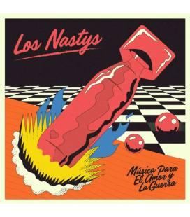 Musica Para El Amor Y La Guerra (1 MC Cassette)