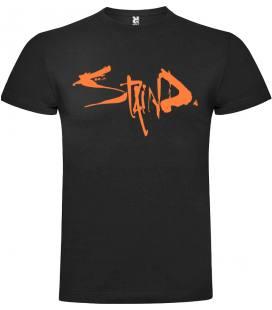 Staind Logo Camiseta Manga Corta Bandas