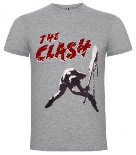 The Clash Guitar Camiseta Manga Corta Bandas