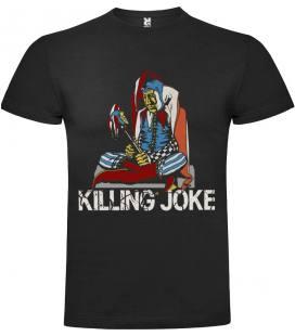 Killing Joke Bufon Camiseta Manga Corta Bandas