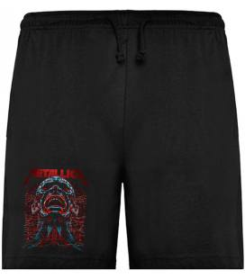 Metallica Scream Bermudas
