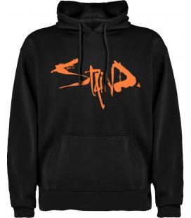 Staind Logo Sudadera con capucha y bolsillo