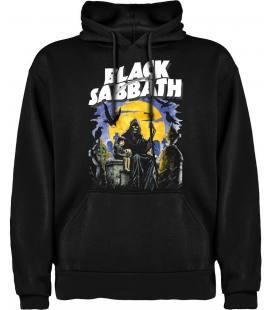 Black Sabbath Sin Sudadera con capucha y bolsillo