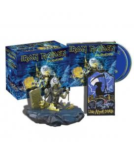 Live After Death (Box 2 CD Digipack Deluxe+Figurine)