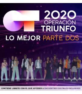 Operación Triunfo 2020 Lo Mejor - Parte II (1 CD)